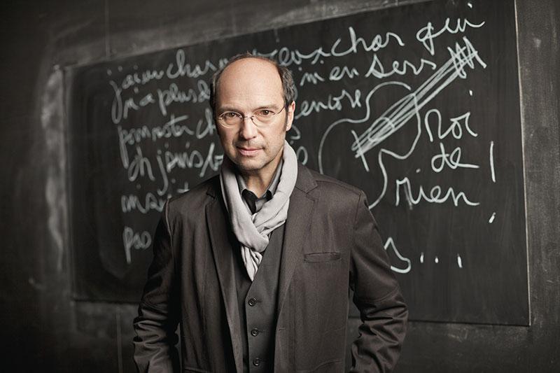 Michel Rivard à Valcourt le 1er mai