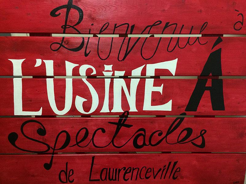 L'Usine à spectacles de Lawrenceville