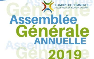 Assemblée Générale Annuelle 2019